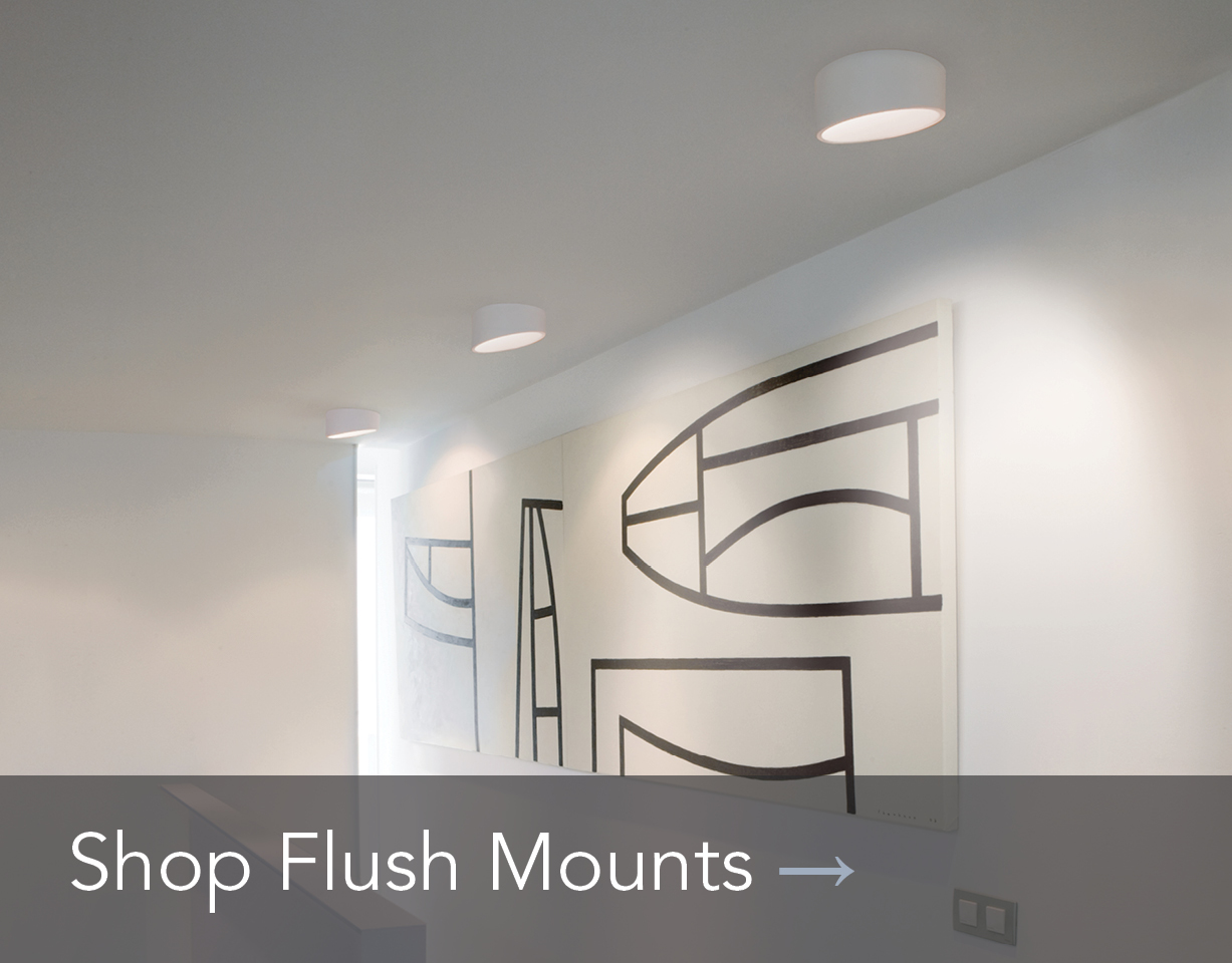 Shop Ceiling Flush Mount Lights
