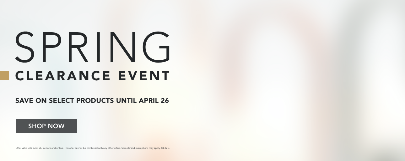 ROBINSON Spring Clearance Event