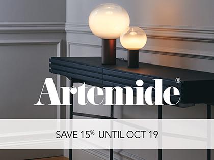 Shop Artemide Fall Sale