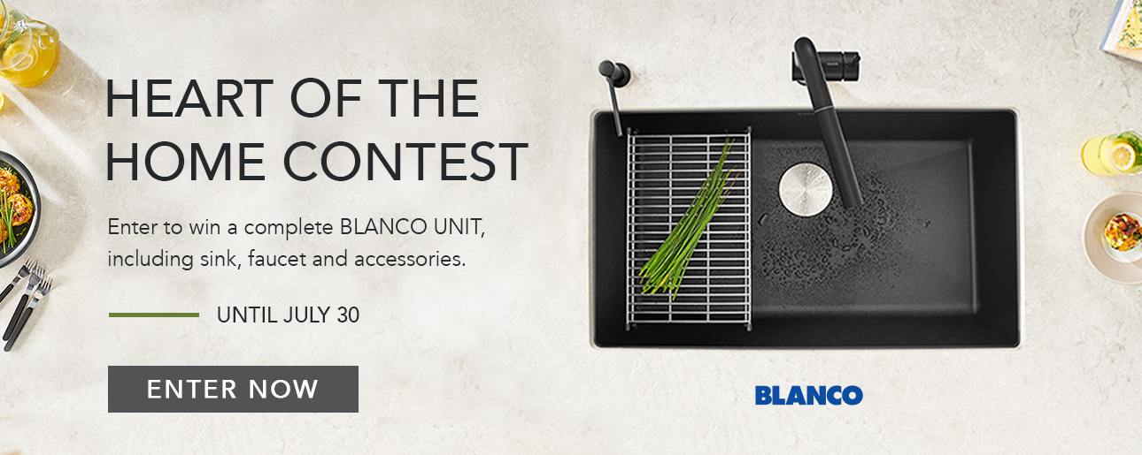 Blanco Heart of the Home Contest | ROBINSON