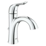 AGIRA BATHROOM SINK FAUCET, StarLight Chrome, medium