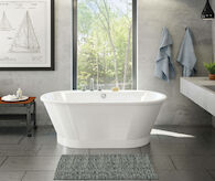 PROFESSIONAL SERIES BRIOSO 2-PIECE BATHTUB, , medium
