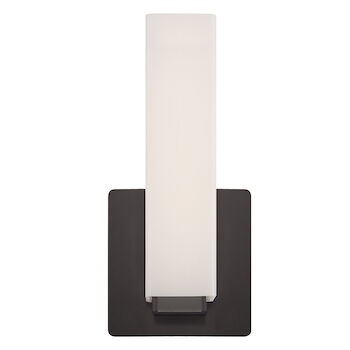 VOGUE 11-INCH 3000K LED WALL SCONCE LIGHT, WS-3111, Bronze, large