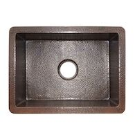 COCINA 21 UNDERMOUNT KITCHEN SINK, Antique Copper, medium