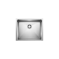 QUATRUS R15 UNDERMOUNT SINGLE BOWL SINK, Stainless Steel, medium
