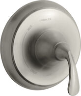 FORTÉ® SCULPTED RITE-TEMP® VALVE TRIM, Vibrant Brushed Nickel, medium