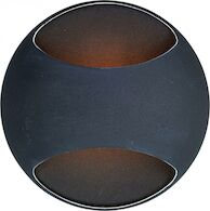 WINK 1-LIGHT WALL SCONCE, Black, medium