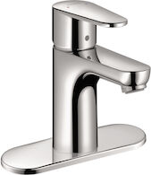 TALIS E SINGLE LEVER FAUCET, Chrome, medium