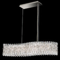 SARELLA LINEAR PENDANT, White, medium