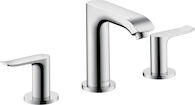 METRIS 100 WIDESPREAD FAUCET, Chrome, medium