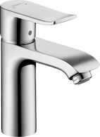 METRIS 110 SINGLE HANDLE FAUCET, Chrome, medium