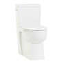 CAYLA CONCEALED TWO-PIECE ELONGATED TOILET BOWL, , small