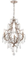 AMADEUS 3-LIGHT CHANDELIER, Vienna Bronze, medium