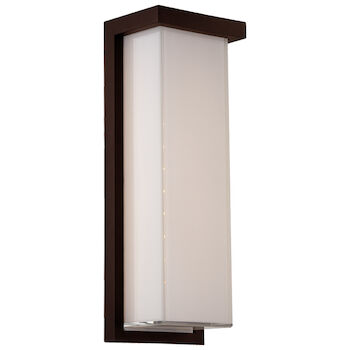 LEDGE 14-INCH 3000K LED WALL SCONCE LIGHT, WS-W1414, Bronze, large