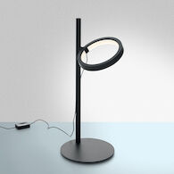 IPPARCO 3000K LED TABLE LAMP, 16070, Matte Black, medium