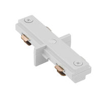 H TRACK I CONNECTOR, White, medium