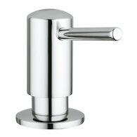 TIMELESS SOAP AND LOTION DISPENSER, StarLight Chrome, medium