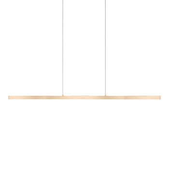 VEGA 56-INCH LED PENDANT, Gold, large