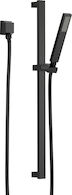 SIDERNA SLIDE BAR HAND SHOWER, Matte Black, medium