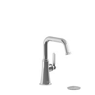 MOMENTI SINGLE HOLE LAVATORY FAUCET, Chrome, medium