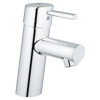 CONCETTO BATHROOM SINK FAUCET, StarLight Chrome, medium