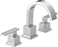 DELTA VERO TWO HANDLE WIDESPREAD LAVATORY FAUCET, Chrome, medium