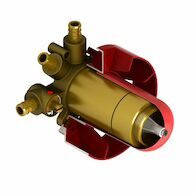 1/2-INCH 3-WAY TYPE T/P (THERMOSTATIC/PRESSURE BALANCE) COAXIAL VALVE ROUGH WITH PEX, , medium
