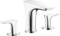 PURAVIDA 110 WIDESPREAD FAUCET WITHOUT POP-UP, Chrome, medium