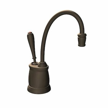 INDULGE TUSCAN HOT ONLY FAUCET, Mocha Bronze, large