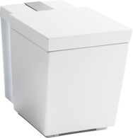 NUMI® COMFORT HEIGHT® ONE-PIECE ELONGATED DUAL-FLUSH INTELLIGENT TOILET WITH SKIRTED TRAPWAY AND PREMIUM REMOTE, White, medium