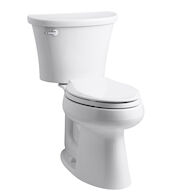 CAVATA™ THE COMPLETE SOLUTION® DUAL-FLUSH TOILET, White, medium