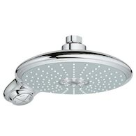 POWER & SOUL CONTEMPORARY 190 SHOWER HEAD, StarLight Chrome, medium