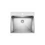QUATRUS R15 25-INCH DUAL LAUNDRY SINK, Stainless Steel, small