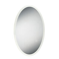 MIRROR OVAL EDGE-LIT LED, , medium