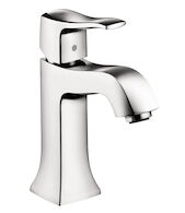 METRIS C SINGLE LEVER FAUCET, Chrome, medium