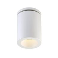 LOTUS 7-INCH 3000K LED FLUSH MOUNT LIGHT, 30310, White, medium