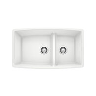 PERFORMA UNDERMOUNT 1.75 KITCHEN SINK, White, medium