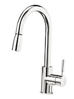 SONOMA DUAL SPRAY PULL DOWN FAUCET, Chrome, medium