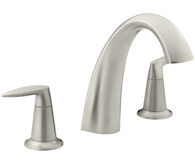 ALTEO® BATH FAUCET TRIM, VALVE NOT INCLUDED, Polished Chrome, medium