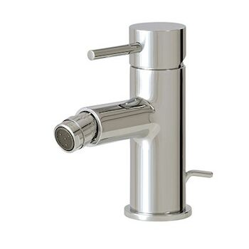 SINGLE HOLE BIDET FAUCET WITH SWIVEL SPRAY, 61024, , large