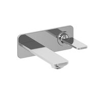 EQUINOX WALL-MOUNT LAVATORY FAUCET, Chrome, medium