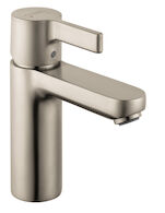 METRIS S SINGLE LEVER FAUCET, Brushed Nickel, medium