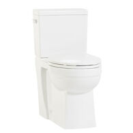 CAYLA CONCEALED TWO-PIECE ELONGATED TOILET BOWL, , medium