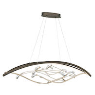 BASILICA 47-INCH OVAL CHANDELIER, 34065, Oil Rubbed Bronze, medium