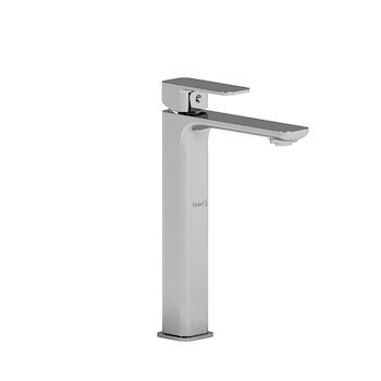 EQUINOX SINGLE HANDLE TALL LAVATORY FAUCET, Chrome, large