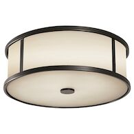 DAKOTA 3-LIGHT CEILING FIXTURE, OL7613, Espresso, medium