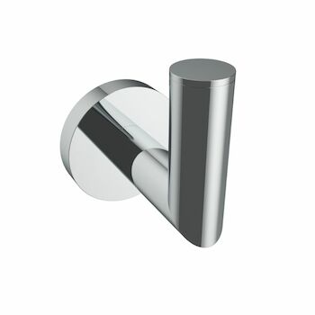 VOLKANO SUMMIT TOWEL HOOK, Chrome, large