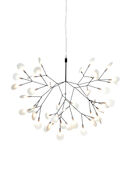 HERACLEUM II SMALL LED PENDANT, Copper, medium