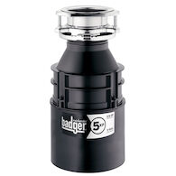 BADGER 5XP® FOOD WASTE DISPOSER, Grey, medium