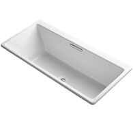 RÊVE® 67 X 36 INCHES DROP IN BATHTUB, White, medium